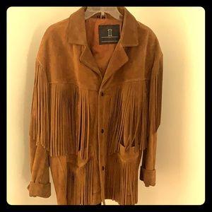 Vintage Georgetown Leather Jacket